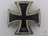A Scarce Iron Cross First Class 1914 by Juncker