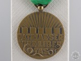 A Second War Dutch Volunteer's Medal with Box