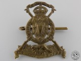 A Second War Le Régiment de QuebecCap Badge