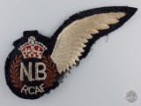 A Second War RCAF Navigator/Bombadier's  Wing