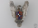 A Second War Romanian Pilot's Badge