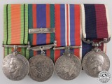 A Second War Royal Canadian Air Force Medal Group