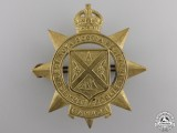 A Second War West Nova Scotia Regiment Cap Badge