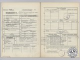 A Service Summary Report for the 9th SS Artillery Regiment