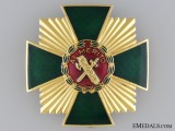 A Spanish Order of Merit of the Civil Guard