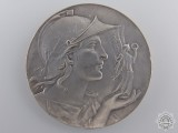 """A Toulouse """"The Dispatch"""" Award Medal; Silver Grade"""