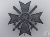 A War Merit Cross with Swords; 1st Class