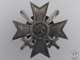 A War Merit Cross 1st Class with Swords by C. F. Zimmermann