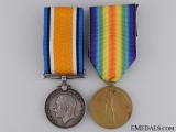 A WWI Canadian Medal Pair to 49th Infantry Battalion