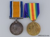 A WWI Medal Pair to the Princes Patricia's Canadian Light Infantry