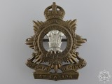A WWII Royal Regiment of Canada Cap Badge