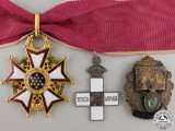 An American Legion of Merit to Turkish General Mehmet Ali Keskiner