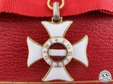 An Austrian Military Order of Maria Theresa
