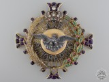 An Extraordinary Spanish Order of Alphonso; Breast Star