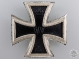 An Iron Cross 1st Class 1914; Second War Issue