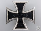 An Iron Cross First Class; 1957 Issue