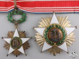 An Order of African Redemption; Grand Officer's Set
