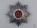 An Order of the Romanian Crown; Grand Officers Star