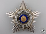 An Order of the Romanian Star; 4th class (RSR)