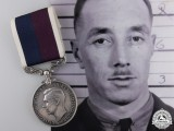 An RCAF Long Service & Good Conduct Medal