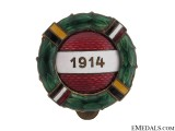 Austrian WWI Commemorative Badge 1914