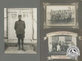 Three Large First War Serbian Photos; Military Hospital in Leskovac