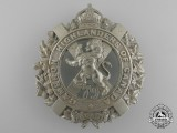 A 79th Cameron Highlanders of Canada Glengarry Badge