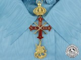 A Italian State of Parma Constantinian Order of St. George; Senators of the Grand Cross Grand Cross