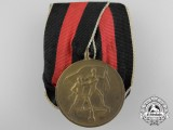 An October 1st 1938 Commemorative Medal