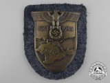 A Luftwaffe Issued Krim Campaign Shield