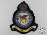 A No. 45(R) Squadron Royal Air Force (RAF) Patch