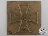 An Iron Cross 1939 Zimmermann First Strike