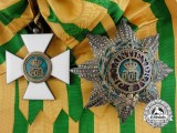 An Order of the Oak Crown of Luxembourg; Grand Cross Set by Arthus Bertand, Paris
