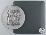 A German Association of the Economy of the Palatinate Long Service Table Medal
