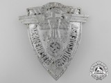 A National Socialist Motor Corps Traffic Education Service Sleeve Badge
