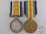 A First War Pair to South Africa Campaign and First World War Veteran