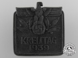 A 1934 NSDAP Party-Day Badge for Hannover