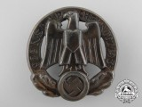 A 1937 Badge for the Day of the NSDAP of Chemnitz