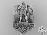 A 1936 Westerfalen-South District Day Badge by Walgo Kierspe