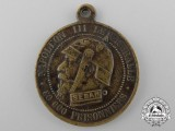 An 1870 Franco Prussian War Satirical Napoleon III Medal