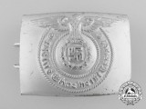 An SS EM/NCO's Belt Buckle by Assmann