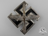 An Extremely Rare SA/SS/DLV Flieger Pilot's Badge