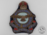 A Royal Canadian Air Force (RCAF) Jacket Patch