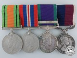 A Second Royal Air Force Group to Sergeant A.G. Vincent
