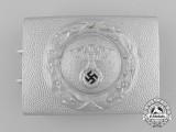 A DLV/RLB Belt Buckle