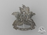 A First War Canada General List Sweetheart Badge