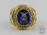 A United States Air Force Ring