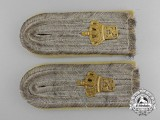 A Set of First War Period Prussian Army Shoulder Boards