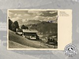 An Extremely Rare Postcard Signed by Eva Braun