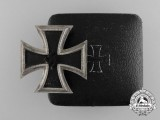 An Iron Cross 1939 First Class in Case of Issue